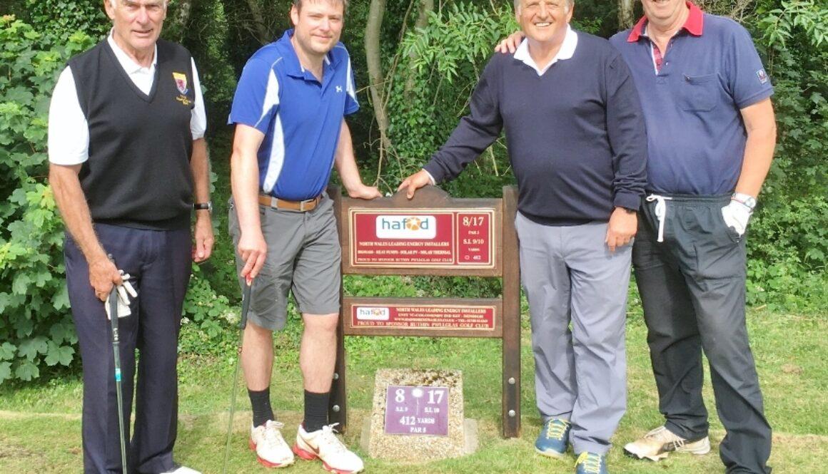 Hafod golf